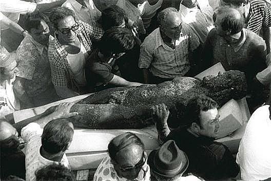 Dal fondale di Riace al Museo di Reggio: ecco il recupero dei Bronzi
