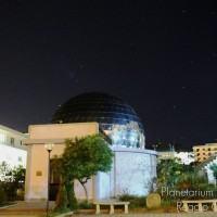 Reggio, presso il Planetario osservazione eclissi parziale di Luna
