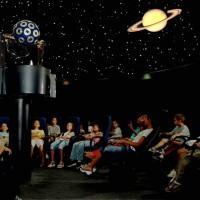 """Al Planetario Pythagoras """"Un viaggio dalle stelle al nano-mondo"""""""
