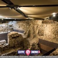 Reggio Calabria, i siti archeologici aprono anche di sera