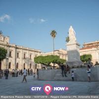 Piazza Italia di Reggio Calabria