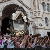 Reggio, la vara della Madonna pronta al suo restauro. Irto: