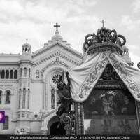Reggio, Festa della Madonna: il calendario delle celebrazioni liturgiche