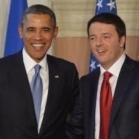 Renzi regala a Obama e Michelle cravatte e pashmina calabresi