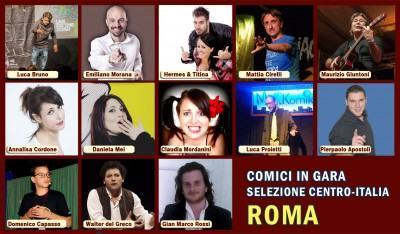 Concorrenti_Roma