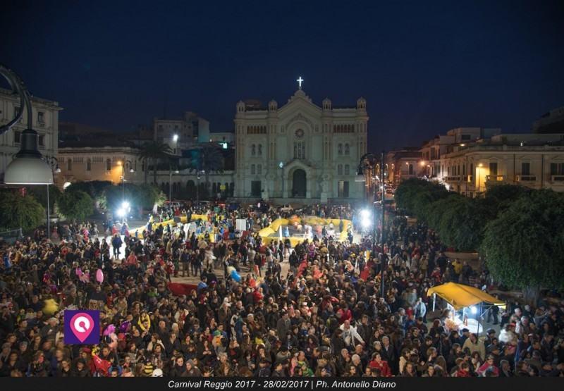 Calendario Concerti Calabria.Carnevale 2019 Ecco Il Calendario Degli Eventi A Reggio