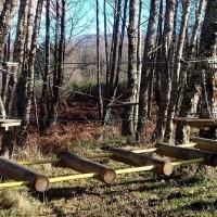 Parco Avventura di Forge, nuova attrattiva che arricchisce il patrimonio naturalistico della montagna reggina