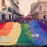 Pride a Reggio Calabria, gli eventi in programma
