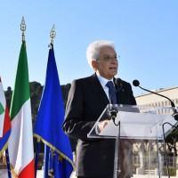Mattarella: 'Estirpare mafia possibile e necessario'