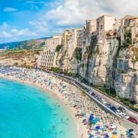 Spiagge più belle d'Italia, Tropea al terzo posto