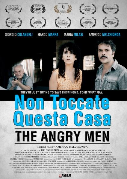 poster 1 Non Toccate Questa Casa_THE ANGRY MEN