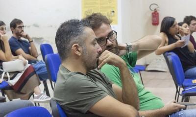 Danilo Messineo e Francesco Biacca