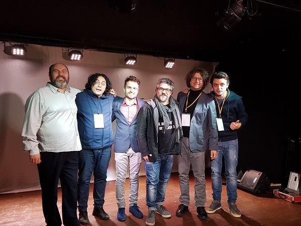 I finalisti di Napoli - Direttore Organizzativo e direttore artistico