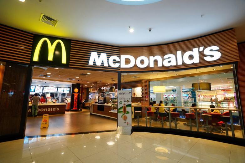 McDonald\'s di Reggio Calabria il più solidale d\'Italia