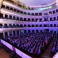 San Giorgio d'Oro 2019, in corso la premiazione: le prime parole dei premiati