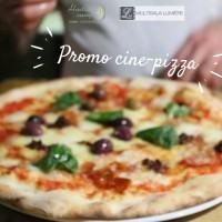 """All'Hostaria dei Campi torna la promo """"cine-pizza"""". I dettagli"""