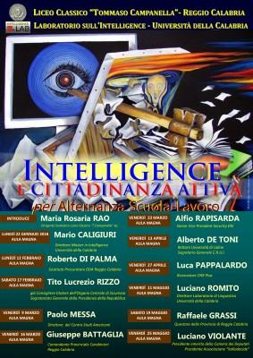 Intelligence manifesto