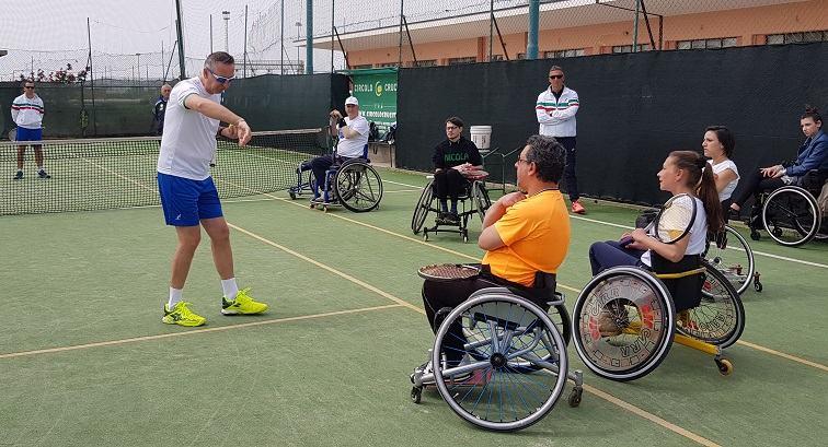 tennis carrozzina (2)