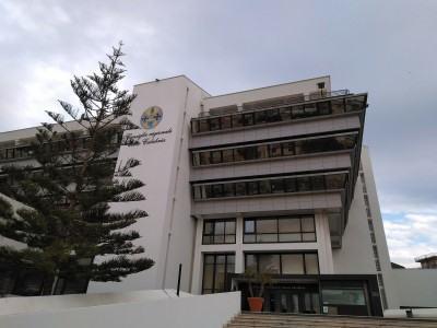 Palazzo Campanella Consiglio regionale della Calabria