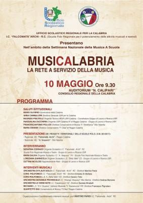 locandina MusiCalabria 10maggio