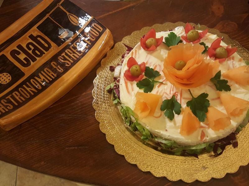 torta al formaggio