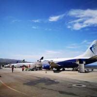 Aeroporto dello Stretto, tornano i collegamenti Blue Air tra Reggio Calabria e Torino