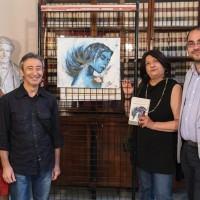 """Naos Arte & Cultura presenta la raccolta di poesia """"Inchiostro blu di luna"""""""