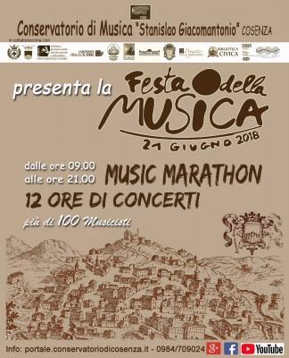 - Loc. - Music Marathon