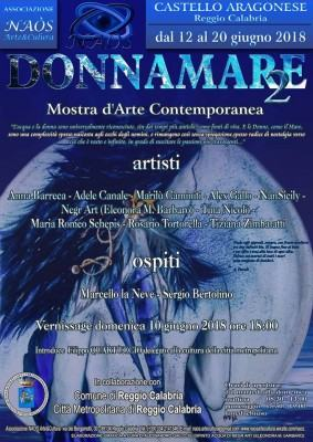 Locandina Donnamare