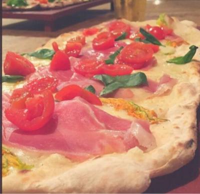 hostaria pizza 2