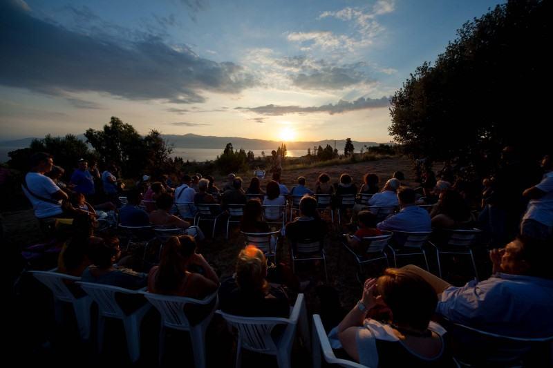Ecojazz ad Ecolandia, concerto al tramonto di Francesco Bearzatti (2)