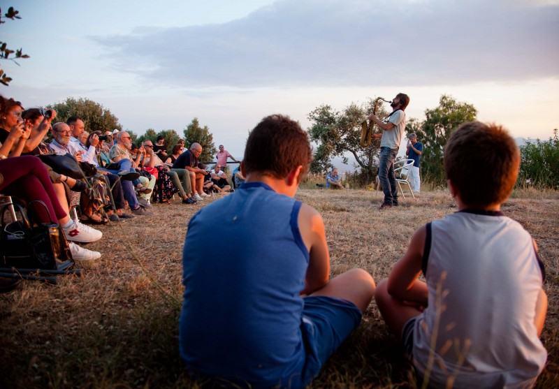 Ecojazz ad Ecolandia, concerto al tramonto di Francesco Bearzatti