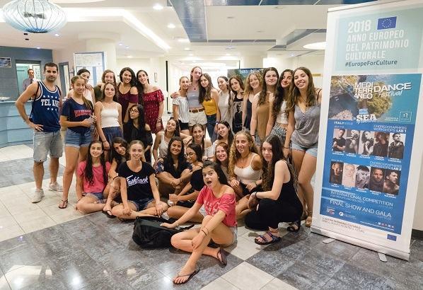 MDF ITALY 2018 - gruppo israele
