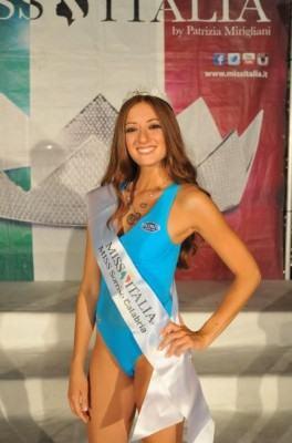Miss Sorriso Calabria 2018 Ludovica Dito