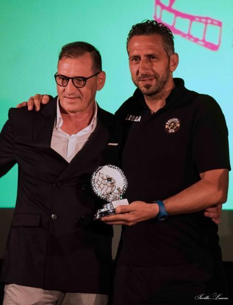 Peppe Scevola e Mister Roberto Cevoli