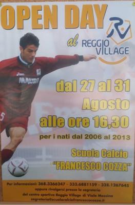 Scuola Calcio Ciccio Cozza Reggio Village