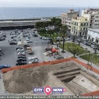 Nuova vita per piazza Garibaldi: aggiudicati i lavori di messa in sicurezza ed estensione degli scavi
