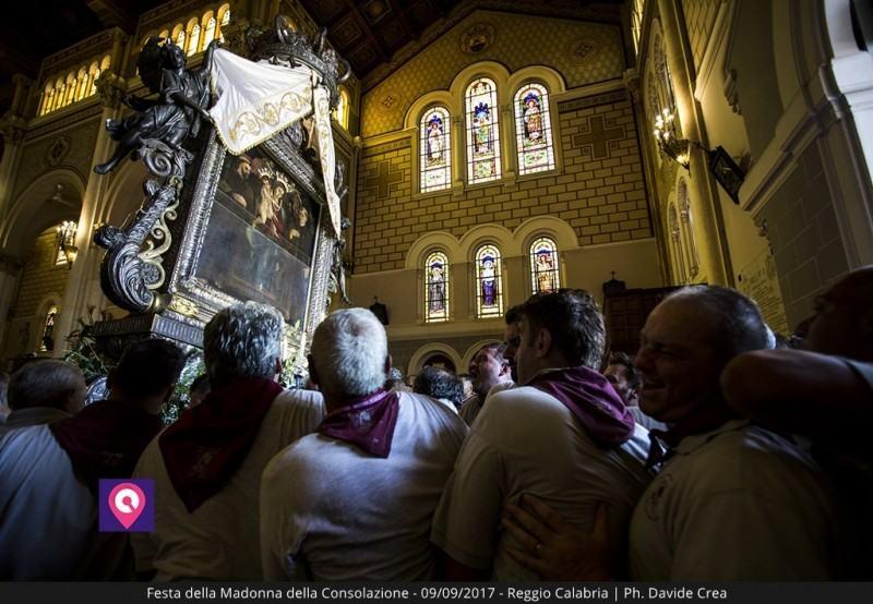 Calendario Religioso.Festa Madonna Della Consolazione Ecco Il Calendario