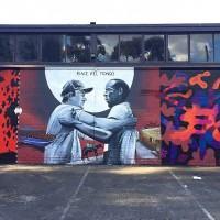 """""""Riace nel mondo"""", spicca a Melbourne il murales 'made in Calabria' marchiato Smoe – FOTO e VIDEO"""