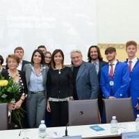 Presentazione divise ufficiali Liceo Scientifico di Reggio Calabria 'L. da Vinci'
