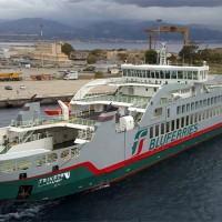 Trinacria, la nuova nave che amplia la 'flotta' dello Stretto