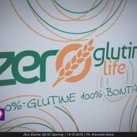 Zero Glutine Life RC | Opening