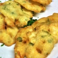 Le frittelle di stocco: la ricetta e come prepararle