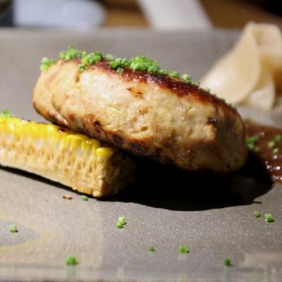 hamburger di tonno - koma restaurant