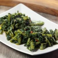 La Cicoria alla calabrese, la ricetta e come preparala