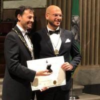 Il reggino Festicini riceve la laurea honoris causa in relazioni internazionali