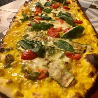 """All'Hostaria dei Campi approda la """"Curcuma"""". E la pizza è una bontà"""