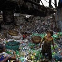 "A Reggio la grande mostra ""Planet vs Plastic"" di Randy Olson National Geographic"