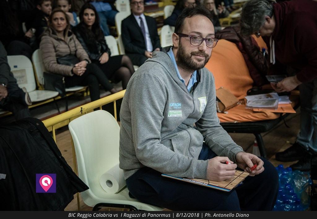 """Farmacia Pellicanò RC BIC, Cugliandro: """"Final four, evento importante per l'intera città"""""""