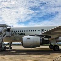 Aeroporto dello Stretto, Alitalia rafforza i collegamenti: aggiunto terzo volo giornaliero